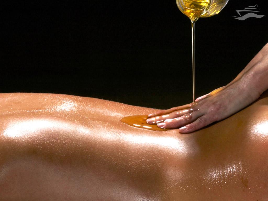 Masaje ayurvédico de espalda