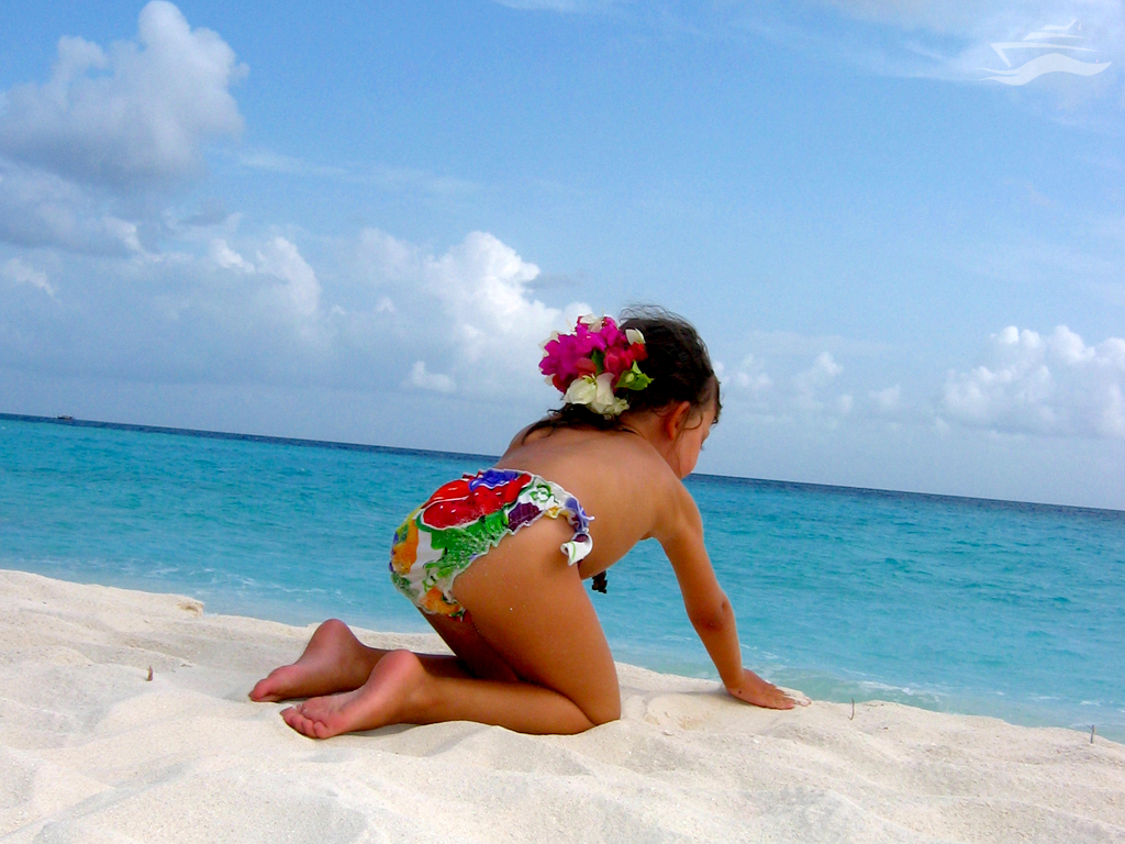 Descuentos para niños. Yates Maldivas