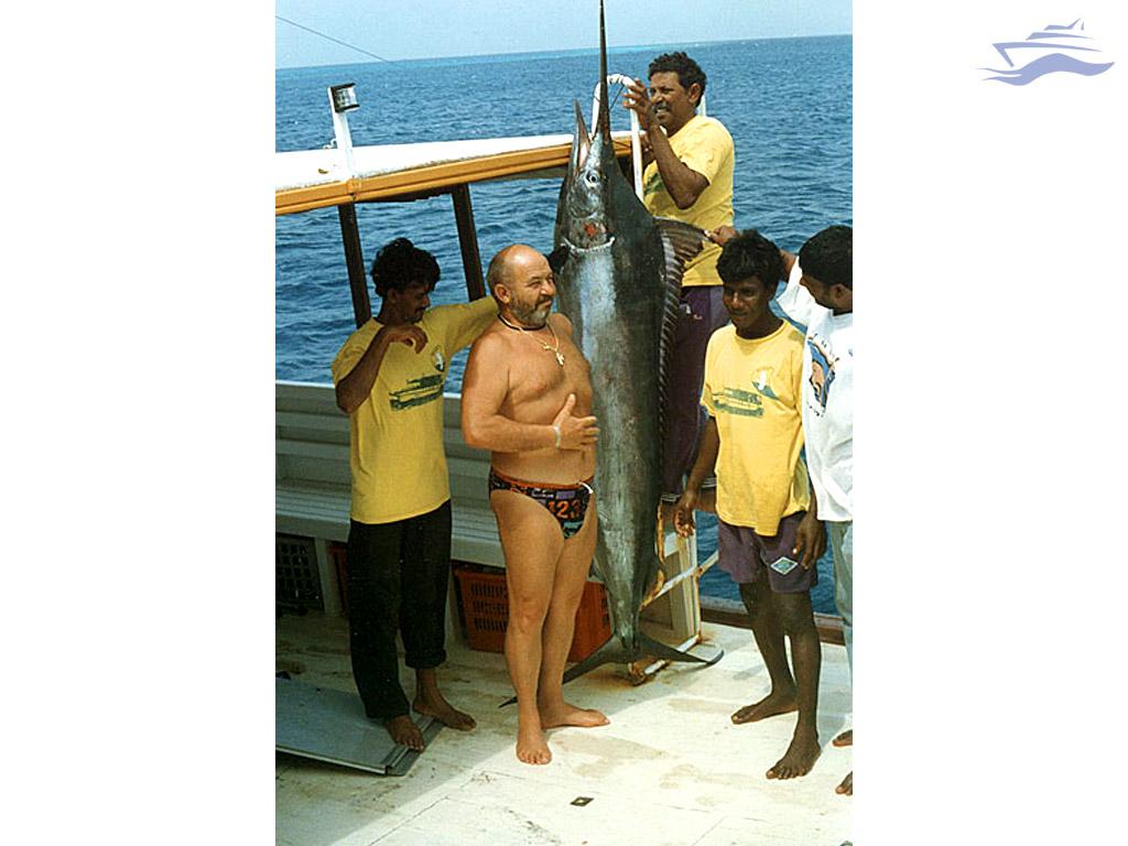 Pesca deportiva Pez Espada