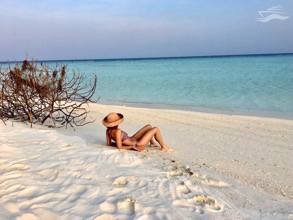 Tarifas viajar en Yate en Maldivas